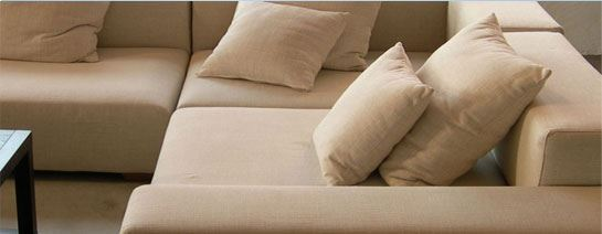 Couch & leather upholstery cleaning in Hadfield