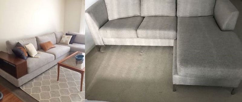 Best Upholstery Cleaning Rossi