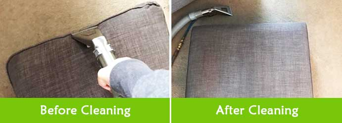Sofa Cleaning Before and After