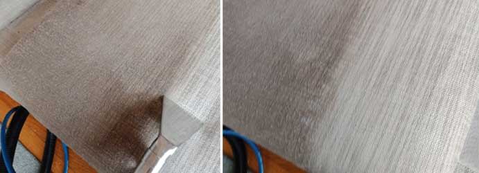 Upholstery Cleaning Long Flat
