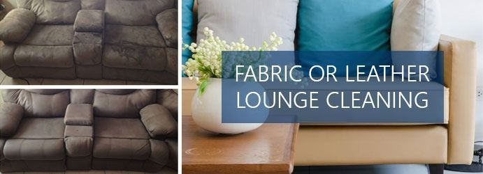 Fabric or Leather Lounge Cleaning