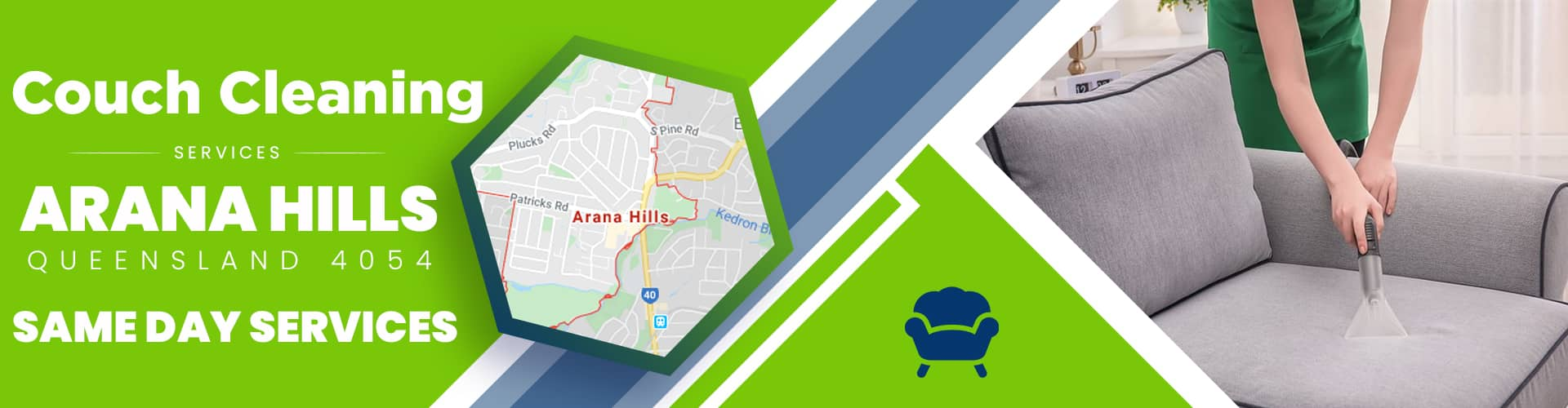 Couch Cleaning Arana Hills