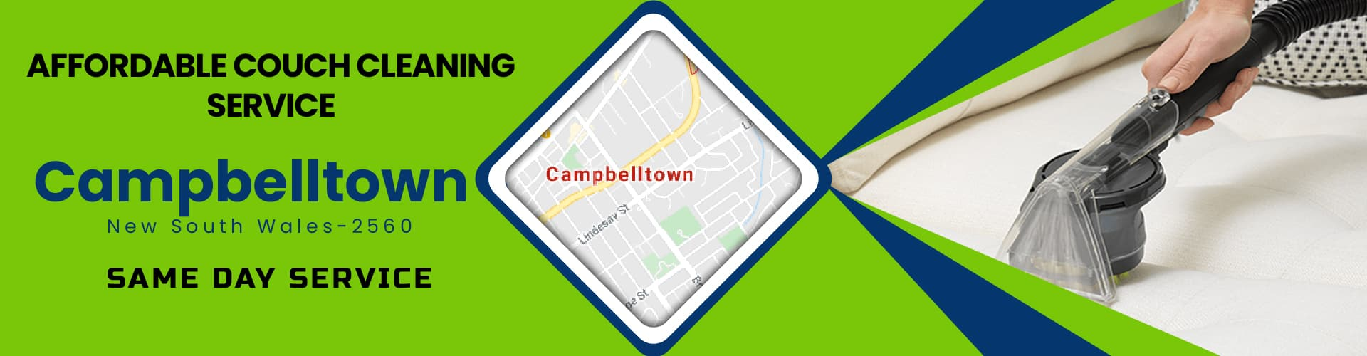 Couch Cleaning Campbelltown