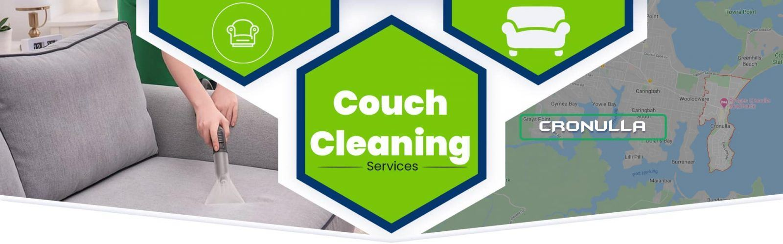 Couch Cleaning Cronulla