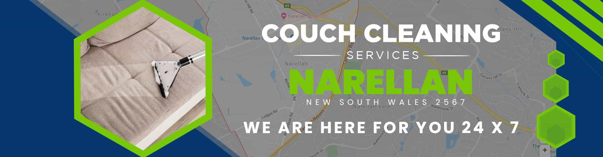 Couch Cleaning Narellan