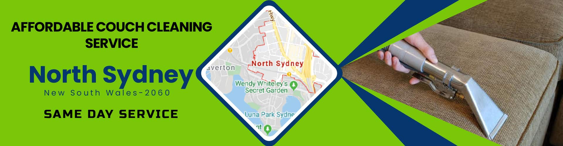 Couch Cleaning North Sydney