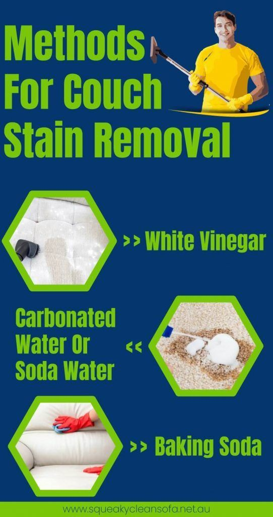 Couch Stain Removal Services