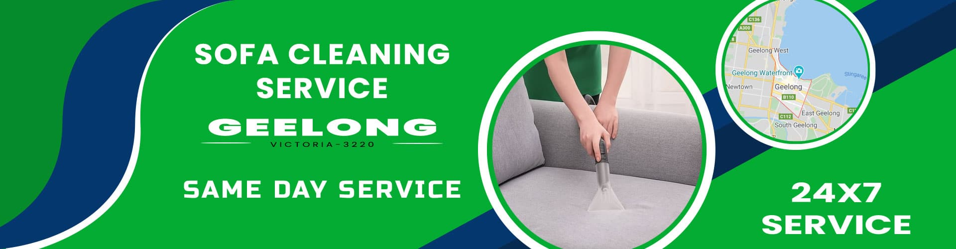 Sofa Cleaning Geelong