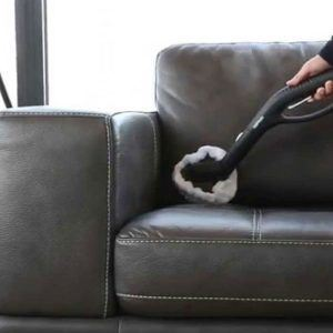 Leather Couch Steam Cleaning