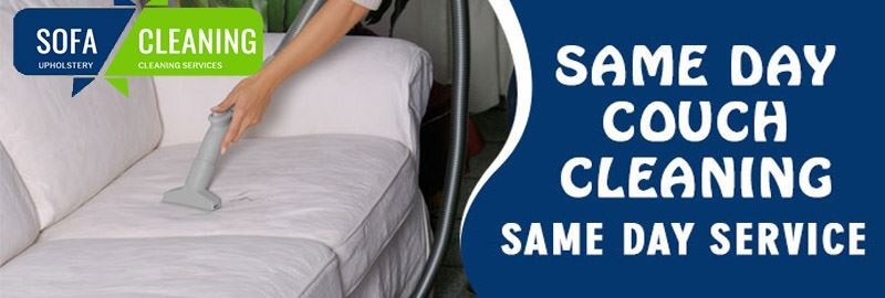 Same Day Couch Cleaning Services Back Valley