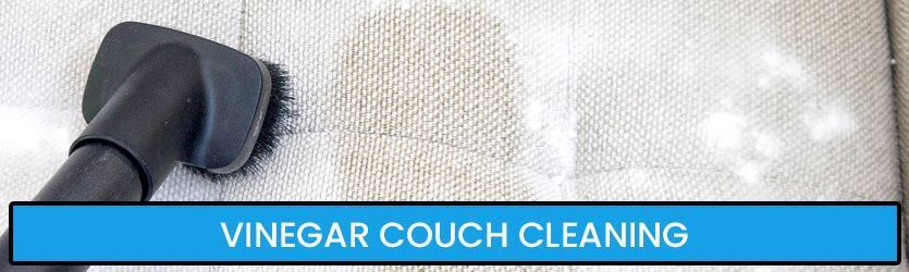 Vinegar Couch Cleaning