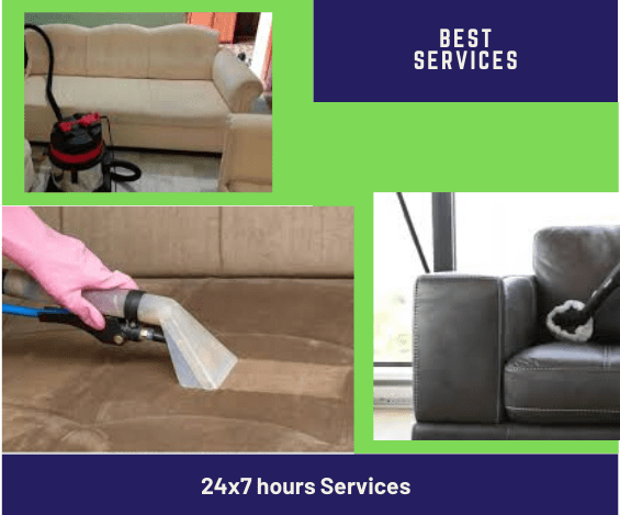 Upholstery stain protection Services