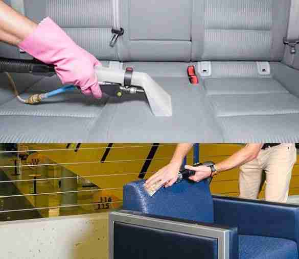 Car And Commercial Upholstery Cleaning Services Melbourne