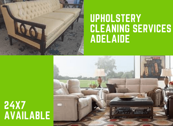Sofa Upholstery Cleaning Adelaide