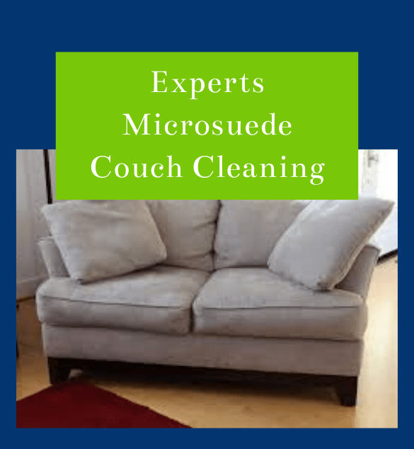 Microsuede Couch Cleaning Sydney