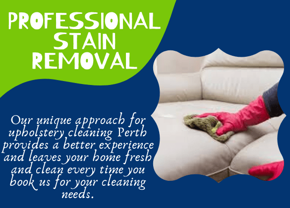 Professional Stain and Spot Removal in Perth