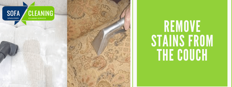 Remove Stain From The Couch