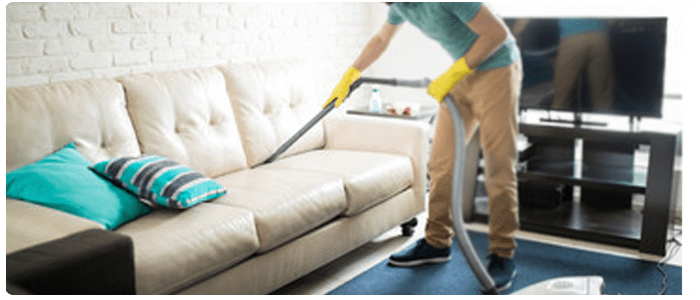 The Professionals Microfiber Sofa Cleaning Service